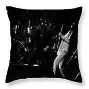 Seger #9 Throw Pillow