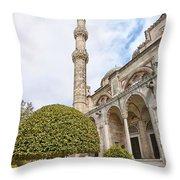 Sehzade Mosque 09 Throw Pillow