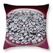 Selenium  Throw Pillow