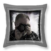 Self - Portrait 1 Throw Pillow