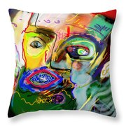 This One Acquired Wisdom 15 Throw Pillow