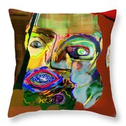 This One Acquired Wisdom 16 Throw Pillow