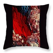 Self-propelled Decomposition  Throw Pillow