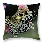Selvana 3 Throw Pillow