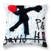 Send Love Throw Pillow