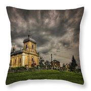 Send Me An Angel Throw Pillow