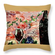 Sensual Persuasion  Throw Pillow by Mark Moore