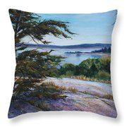 Sentinal Throw Pillow