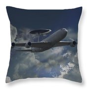 Sentry Throw Pillow