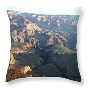 September's South Rim Throw Pillow