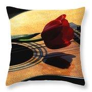 Serenade Throw Pillow