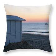 Serene Sunset 2 Throw Pillow