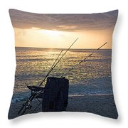 Serenity - Blind Pass - Captiva Island Throw Pillow