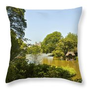 Serenity II Throw Pillow