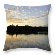 Serenity Sea Throw Pillow