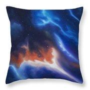 Seria Nebula Throw Pillow