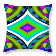 Serious Fun Throw Pillow