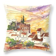 Serpa  Portugal 27 Throw Pillow