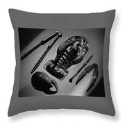Serveware For Lobster Throw Pillow