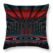 Setting The Stage Throw Pillow