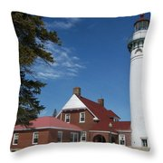 Seul Choix Lighthouse Throw Pillow