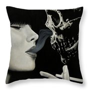 Seven Deadly Sins - Gluttony Throw Pillow
