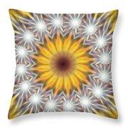 Seven Sistars Of Light K1 Throw Pillow