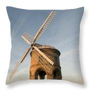 Seventeenth Century Mill Throw Pillow