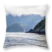 Sunny Cove Throw Pillow