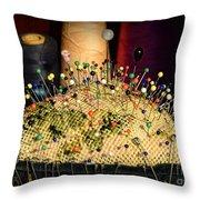 Sewing - The Pin Cushion Throw Pillow