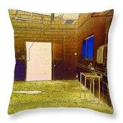 Sg 4 Throw Pillow
