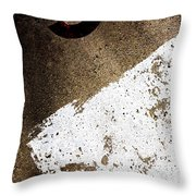 SH Throw Pillow