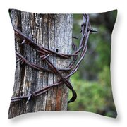 #yousayandisay Throw Pillow