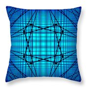 Shades 14 Throw Pillow