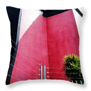 Shades And Shadows  Throw Pillow by Steve Taylor