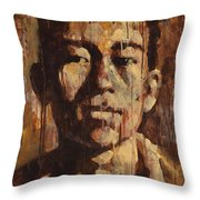 Shades Of Khanh Throw Pillow