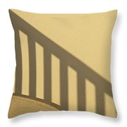 Shadow Shapes I Throw Pillow