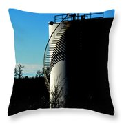 Shadow Site Throw Pillow