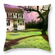 Shadow Within Throw Pillow
