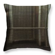Shadowing Throw Pillow