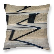Shadows 1 Throw Pillow