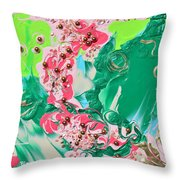 Shadows Of My Youth Throw Pillow