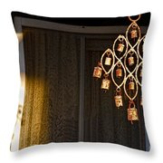 Shadows Of Simple Beauty- 1 Throw Pillow