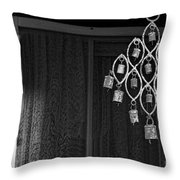 Shadows Of Simple Beauty- 2 Throw Pillow