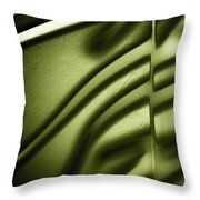 Shadows On Wall Throw Pillow