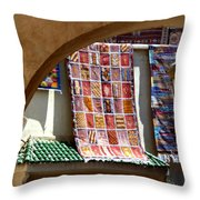 Shake It Out.. Throw Pillow
