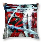 Shanghaied 2 Throw Pillow
