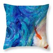 Shannon - Fish Throw Pillow