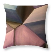 Language  Throw Pillow by D August
