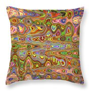 Shapes 1 Throw Pillow